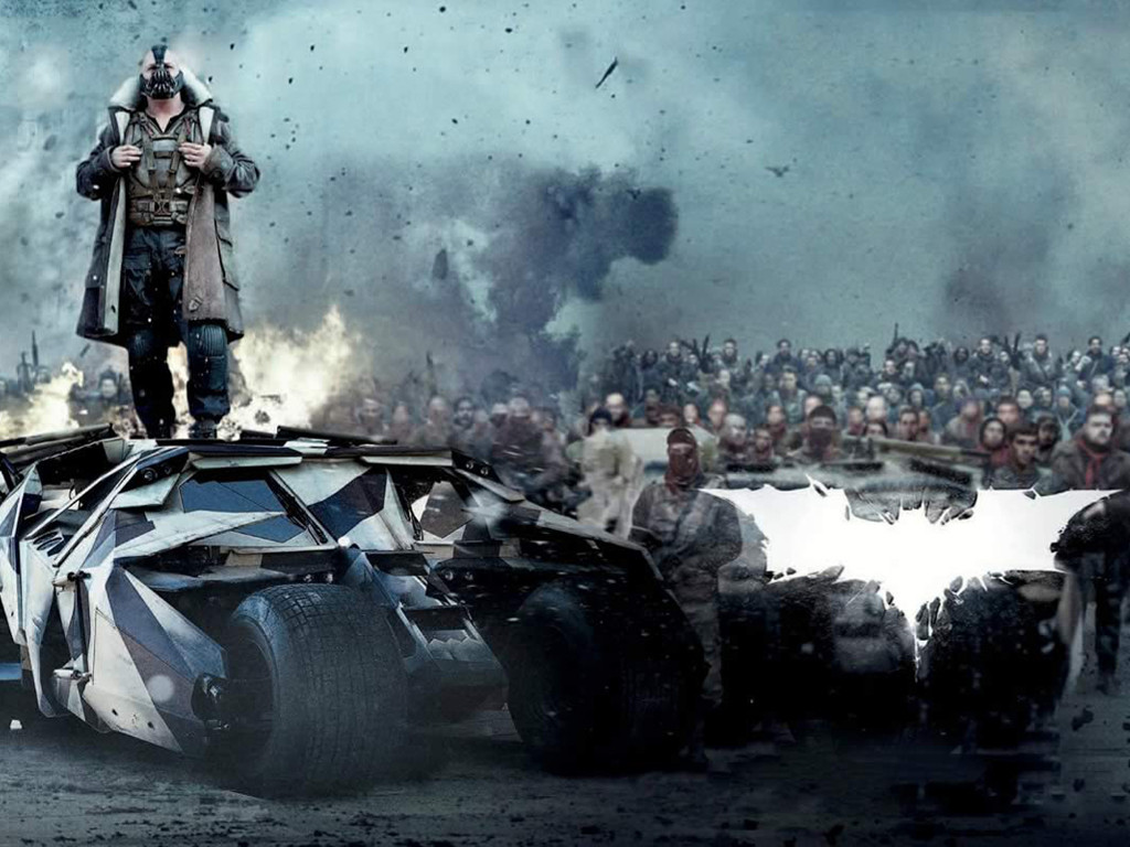 Movies Wallpaper: Batman - The Dark Knight Rises