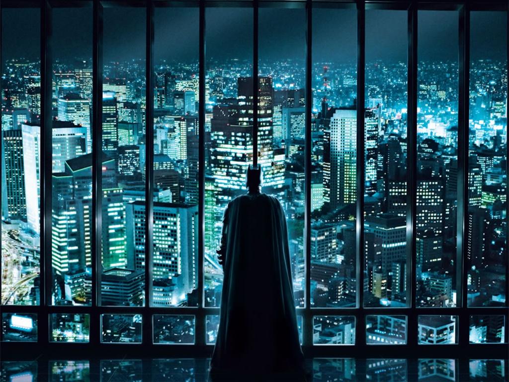Movies Wallpaper: Batman - The Dark Knight