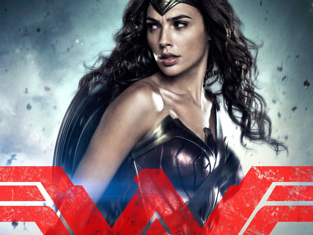 Movies Wallpaper: Batman v Superman - Wonder Woman