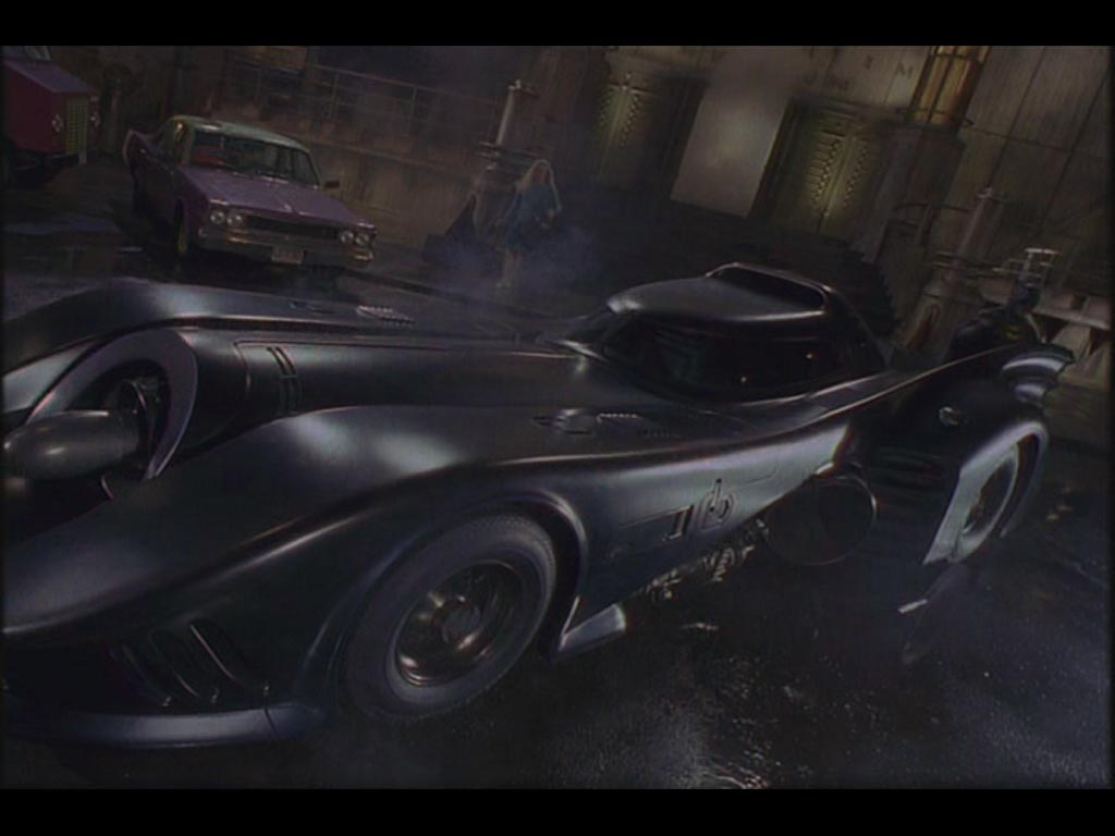 Movies Wallpaper: Batmobile