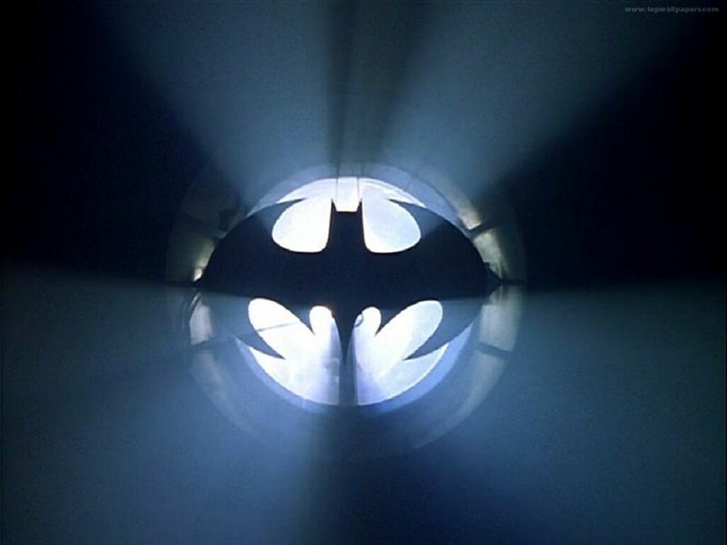 Movies Wallpaper: Batsignal