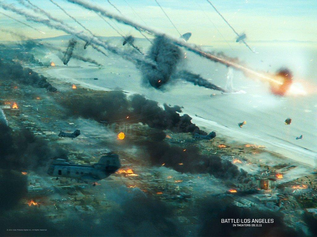 Movies Wallpaper: Battle: Los Angeles