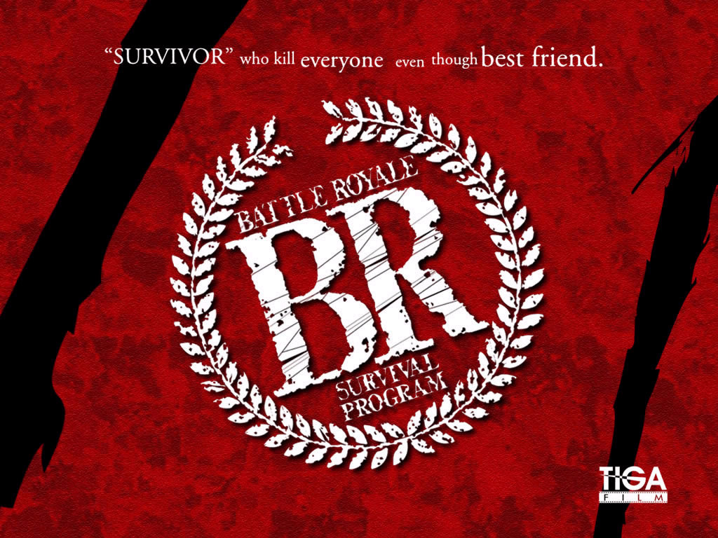 Movies Wallpaper: Battle Royale
