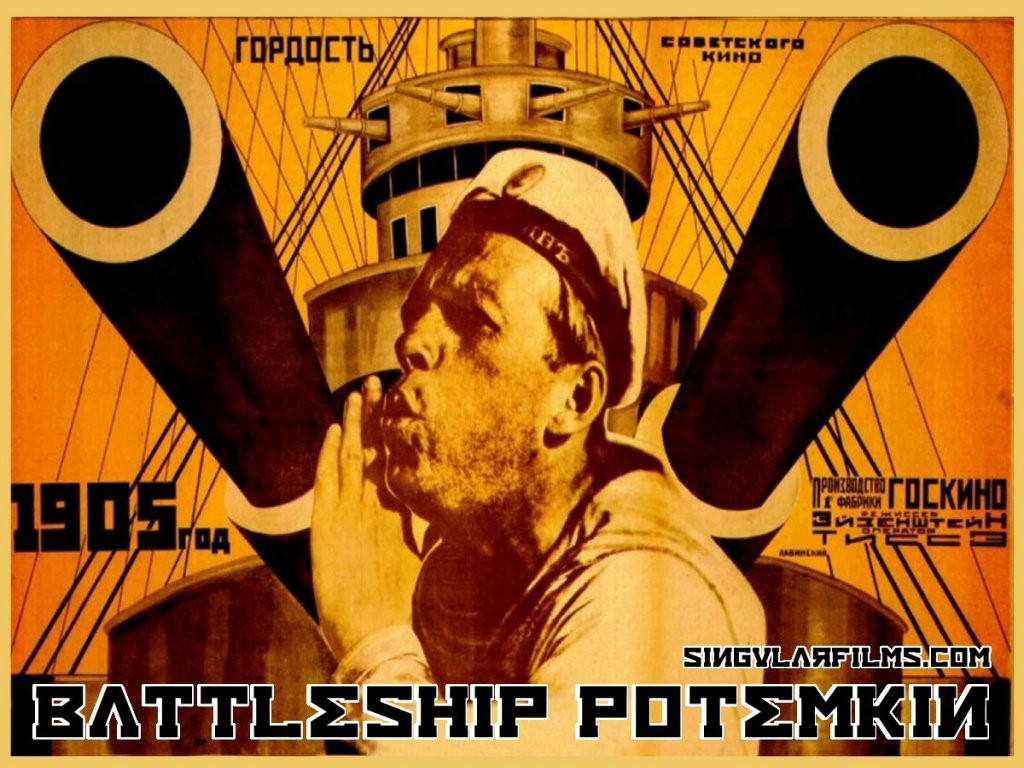 Movies Wallpaper: Battleship Potemkin