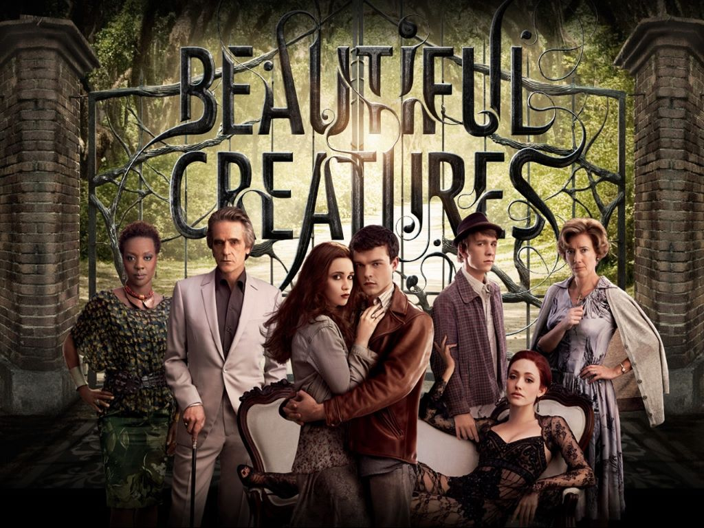 Movies Wallpaper: Beautiful Creatures