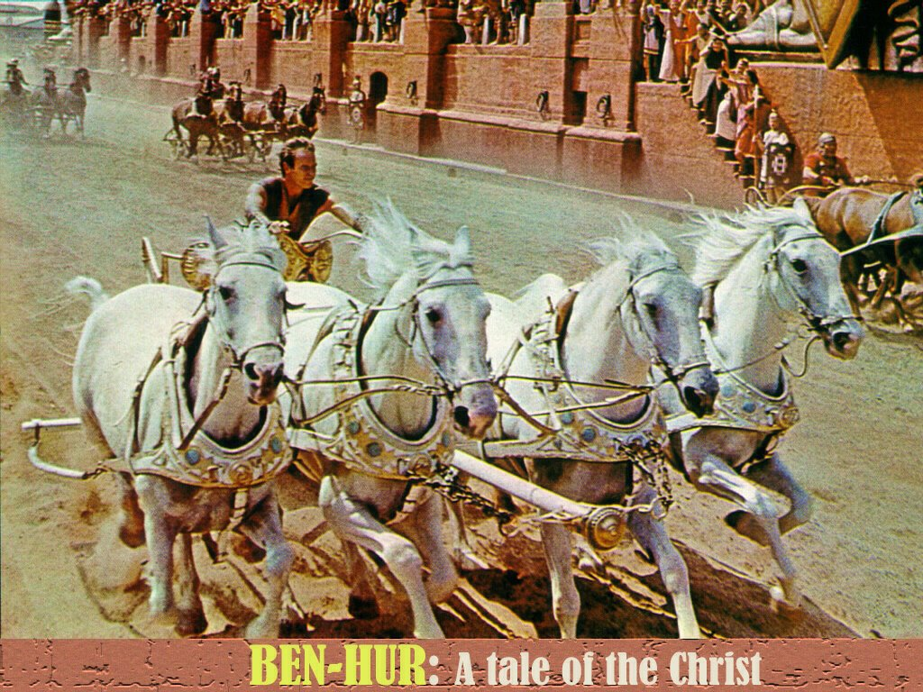 Movies Wallpaper: Ben-Hur