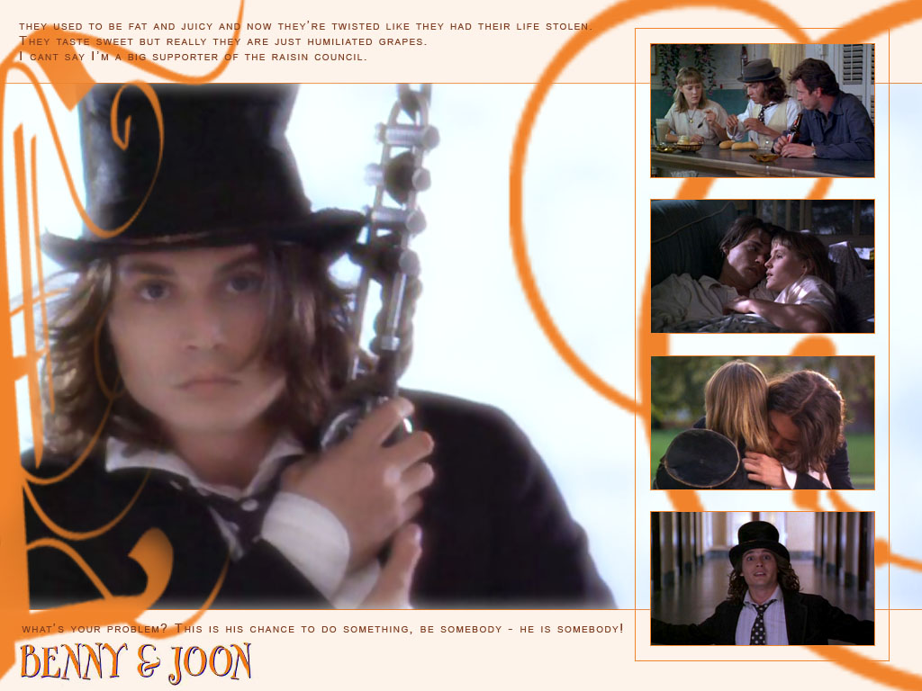 Movies Wallpaper: Benny and Joon (by Lindsey)