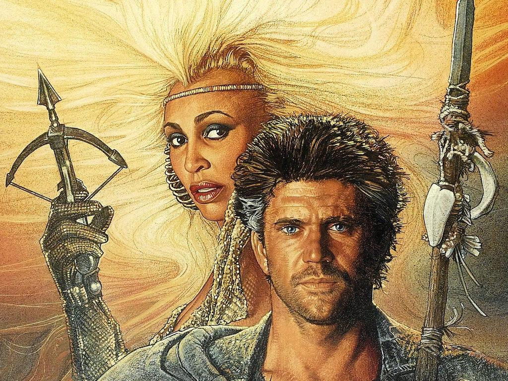 Movies Wallpaper: Mad Max Beyond Thunderdome