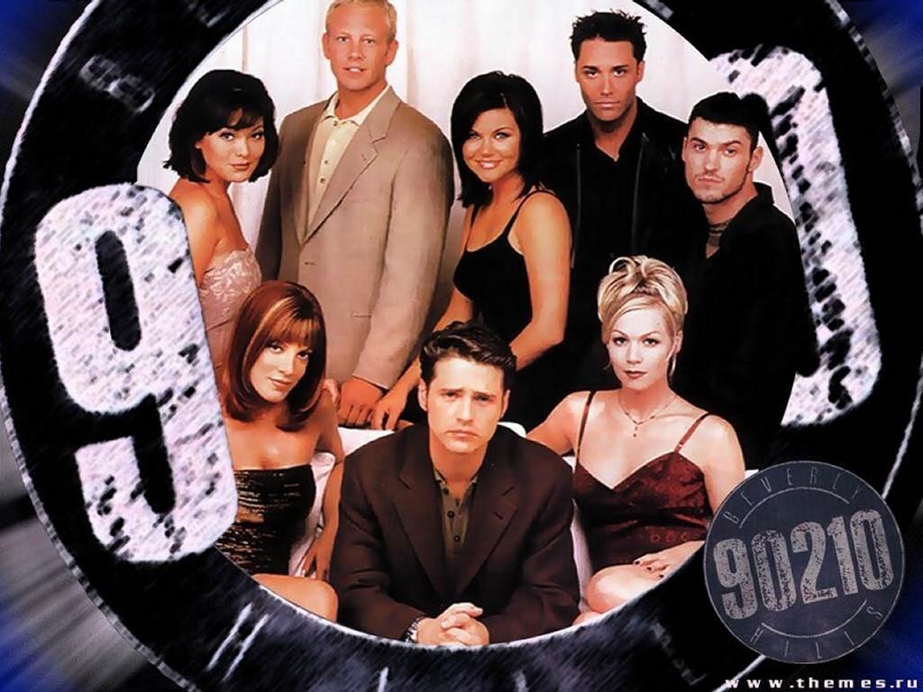 Movies Wallpaper: Beverly Hills 90210