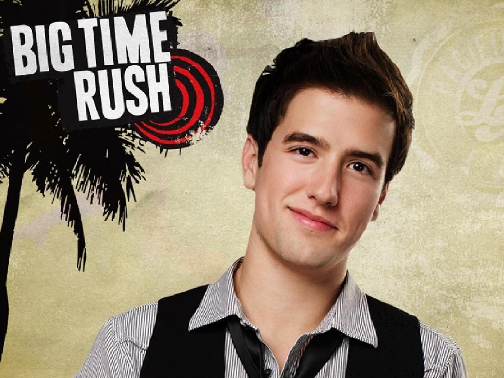 Movies Wallpaper: Big Time Rush - Logan