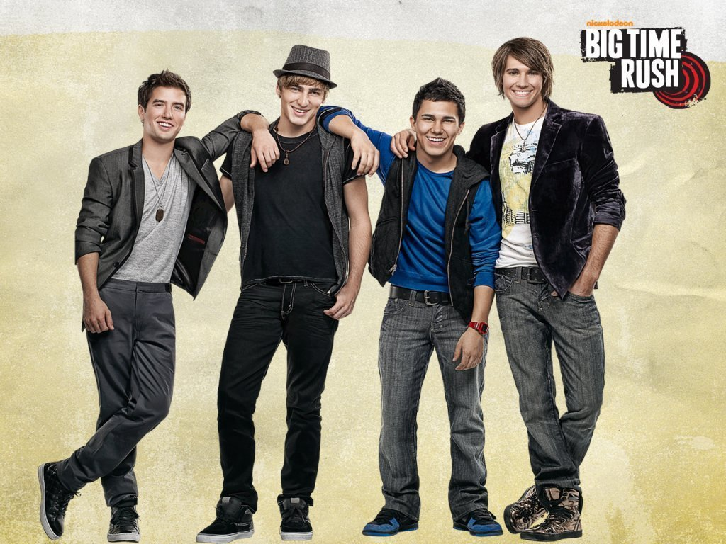 Movies Wallpaper: Big Time Rush