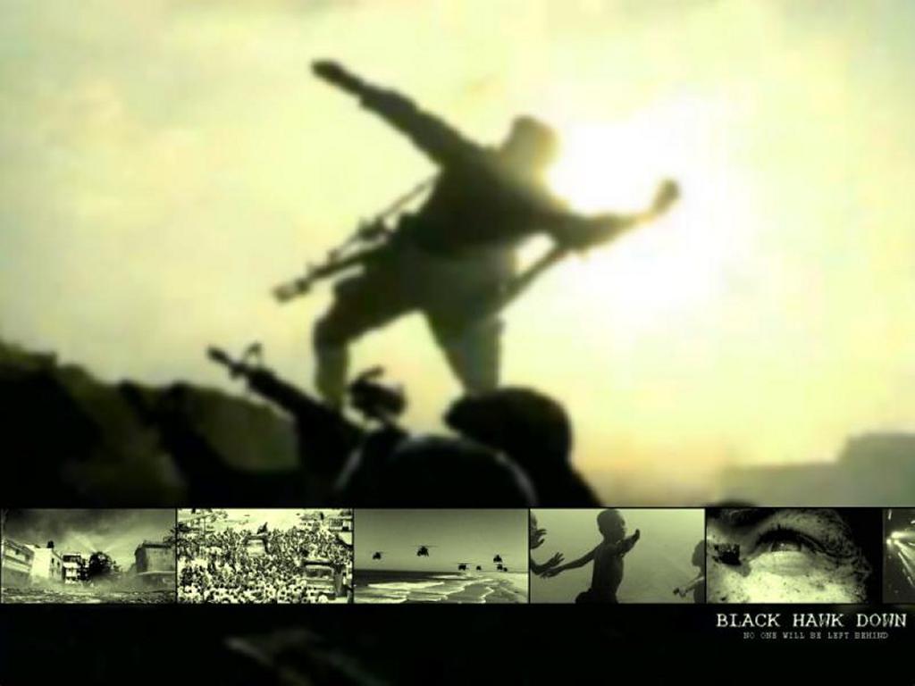 Movies Wallpaper: Black Hawk Down