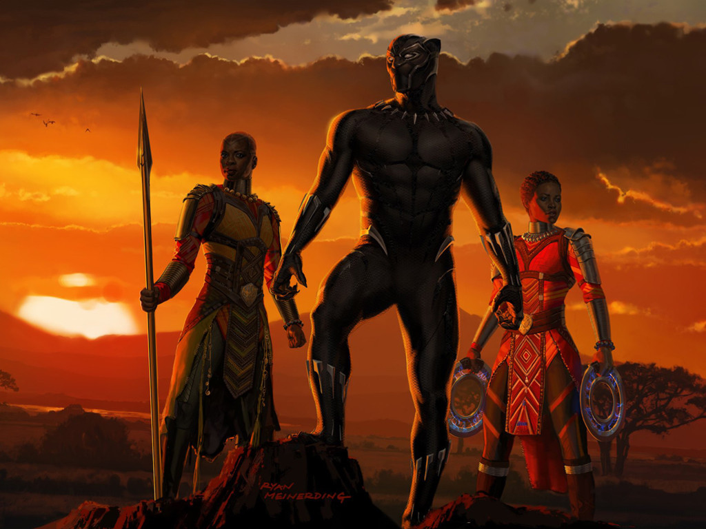 Movies Wallpaper: Black Panther