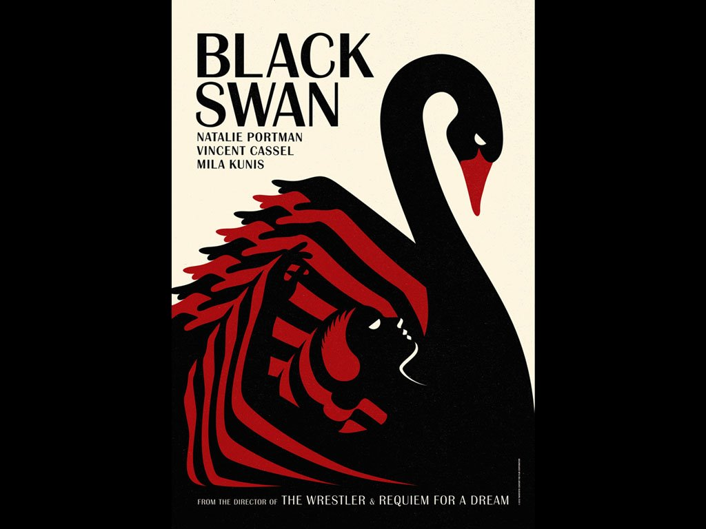 Movies Wallpaper: Black Swan