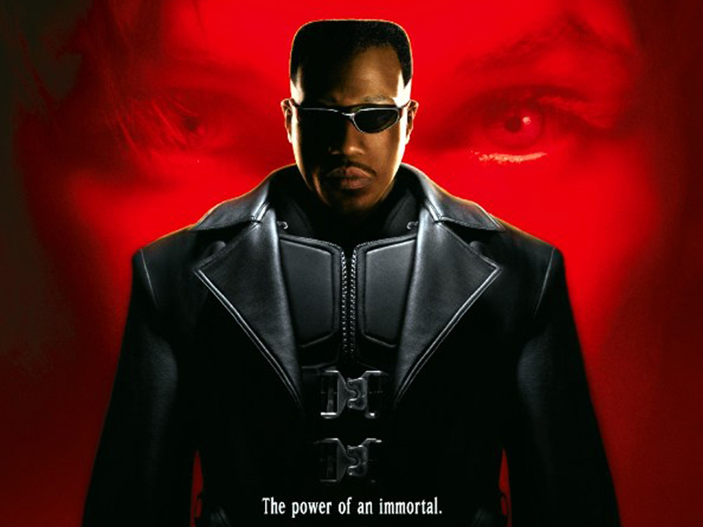 Movies Wallpaper: Blade