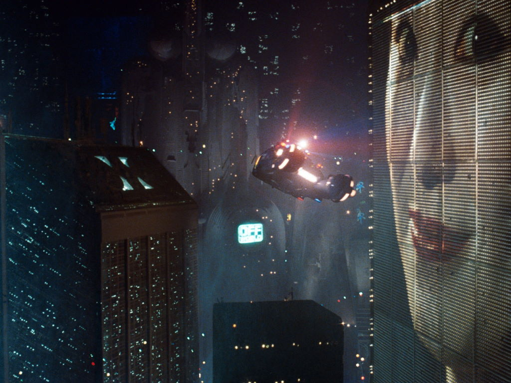Movies Wallpaper: Blade Runner