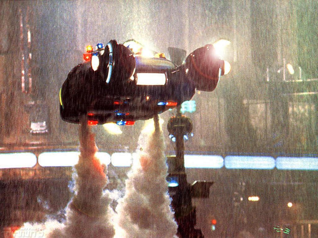 Movies Wallpaper: Blade Runner - Ship