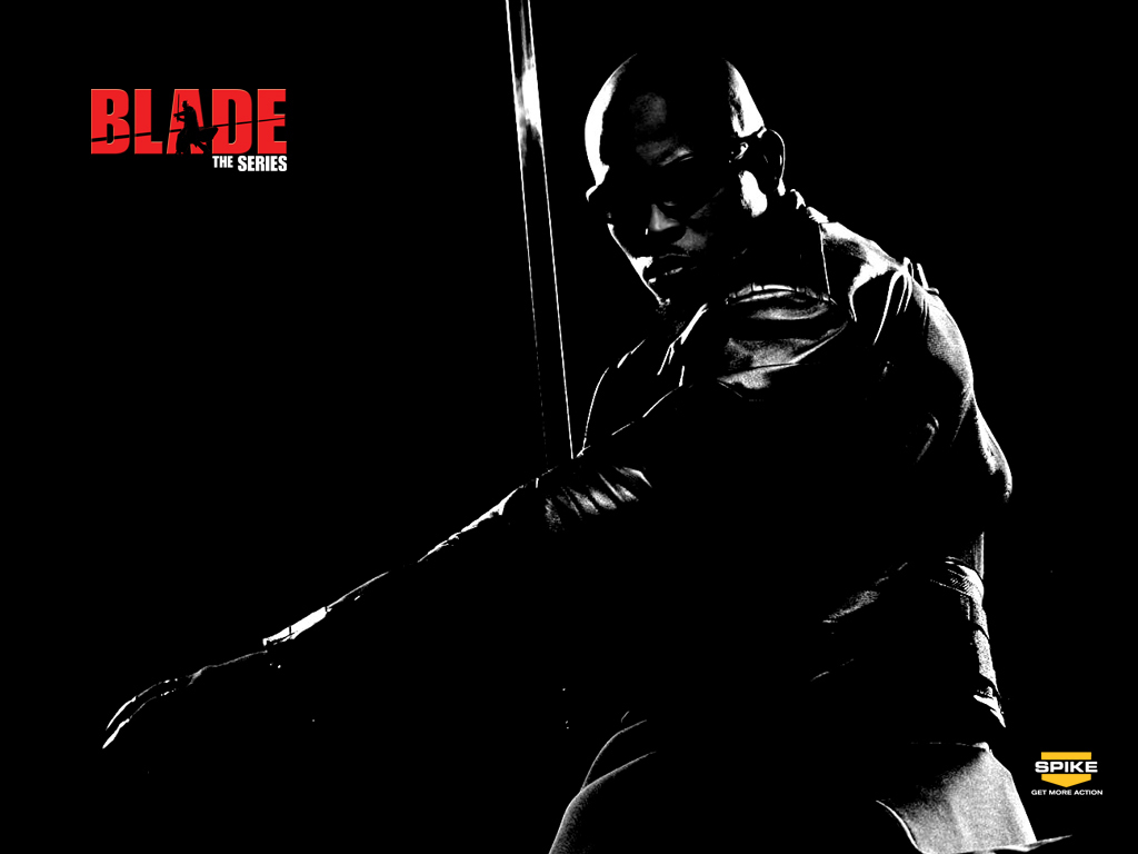 Movies Wallpaper: Blade - Series