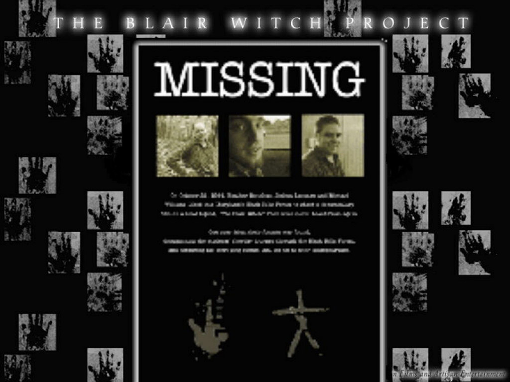 Movies Wallpaper: Blair Witch - Missing