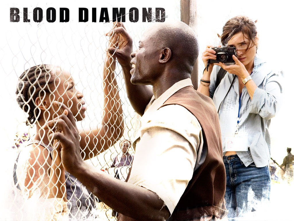 Movies Wallpaper: Blood Diamond