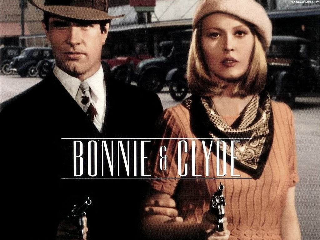 Movies Wallpaper: Bonnie and Clyde