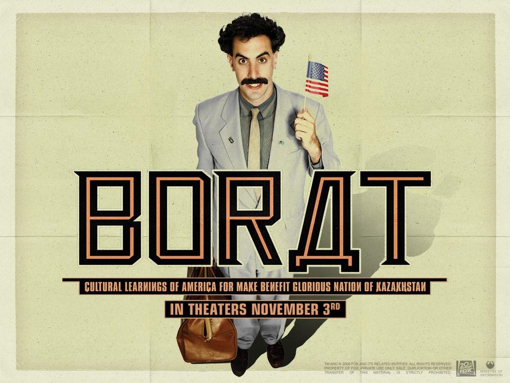Movies Wallpaper: Borat