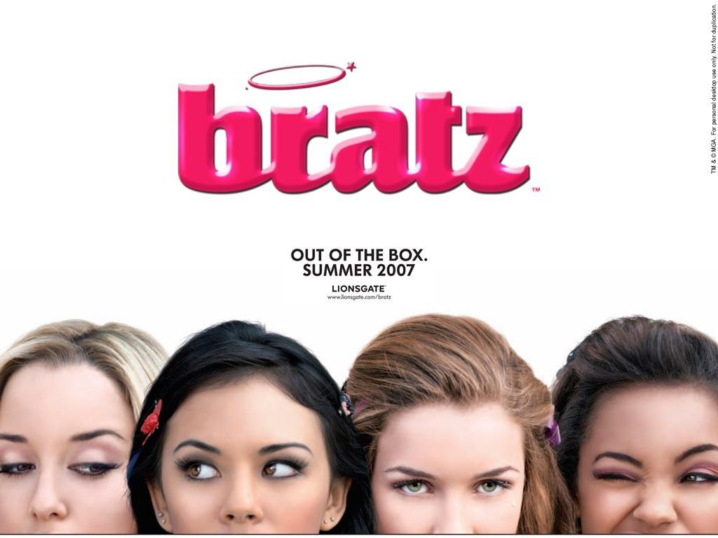 Movies Wallpaper: Bratz