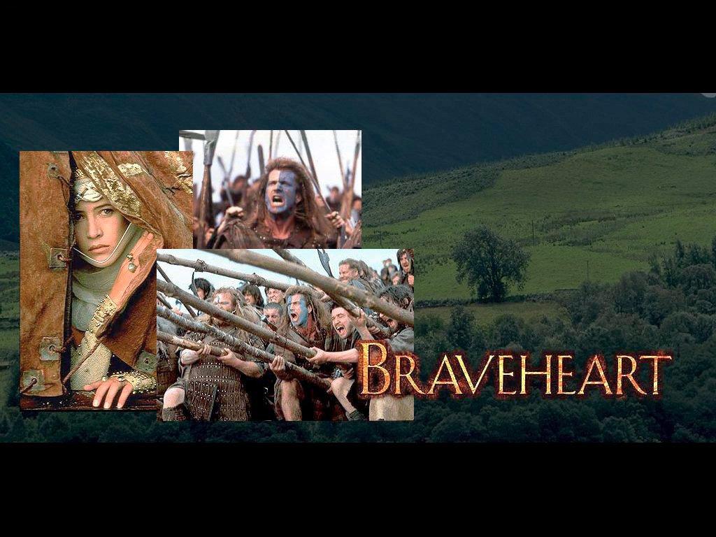 Movies Wallpaper: Braveheart