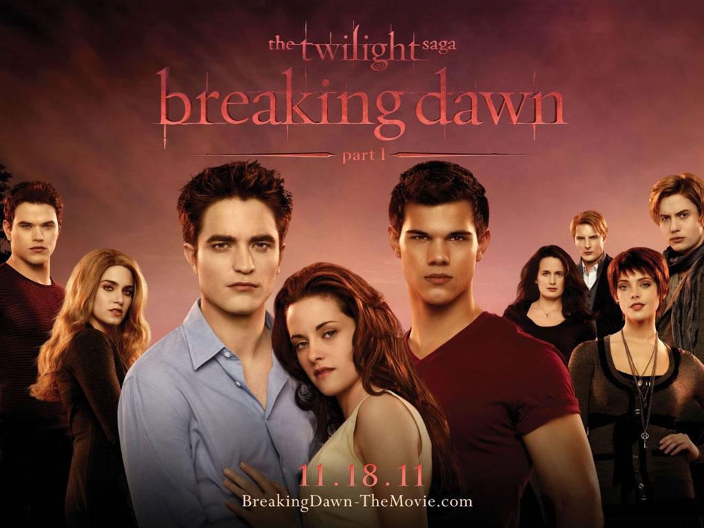 Movies Wallpaper: Breaking Dawn