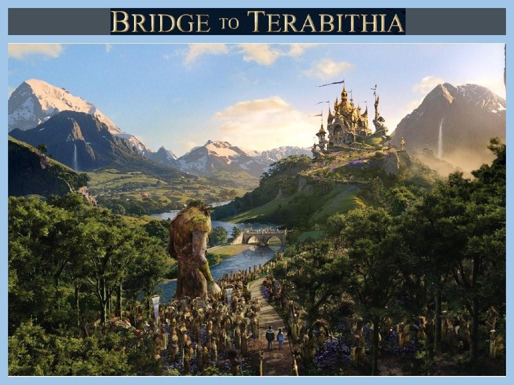 Movies Wallpaper: Bridge to Terabithia