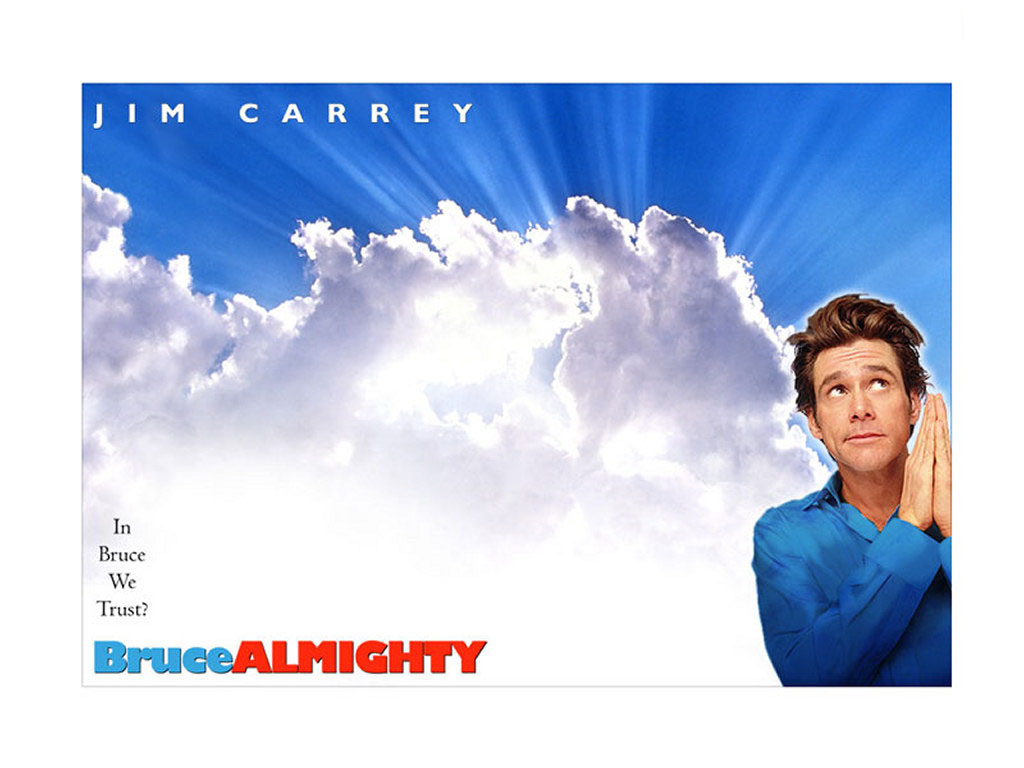 Movies Wallpaper: Bruce Almighty
