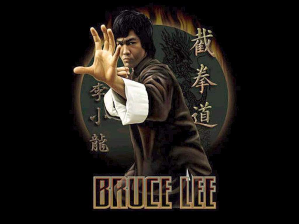 Movies Wallpaper: Bruce Lee