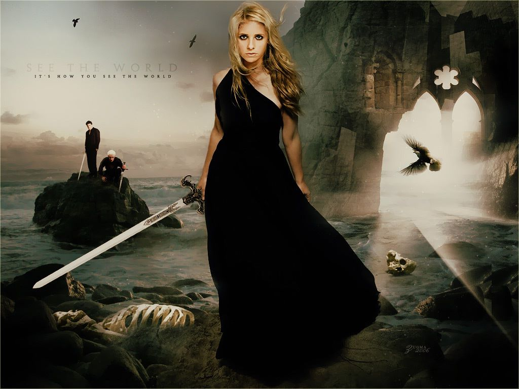 Movies Wallpaper: Buffy - The Vampire Slayer
