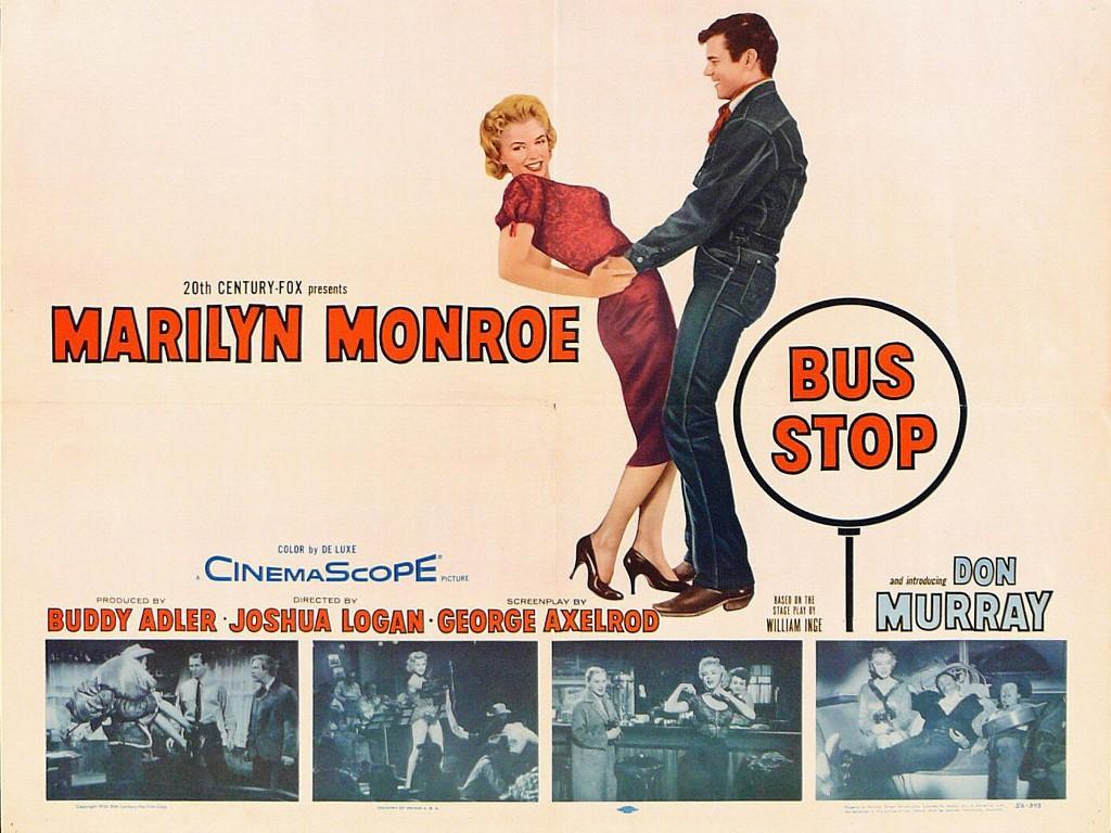 Movies Wallpaper: Bus Stop