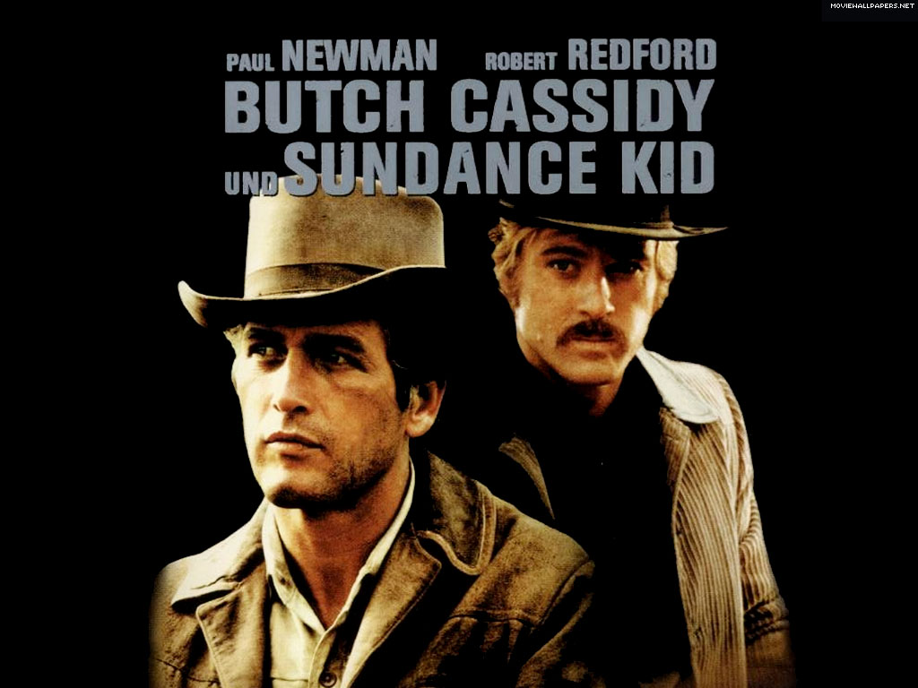 Movies Wallpaper: Butch Cassidy and Sundance Kid