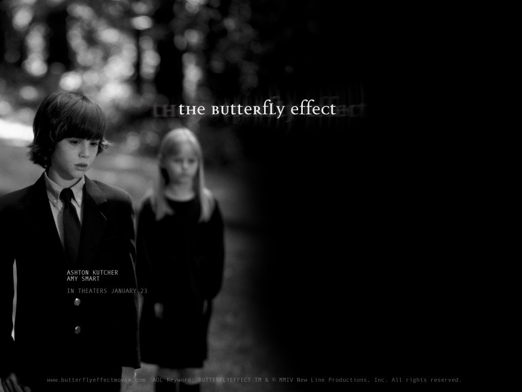 Movies Wallpaper: Butterfly Effect