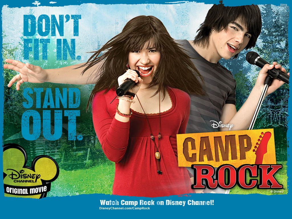 Movies Wallpaper: Camp Rock