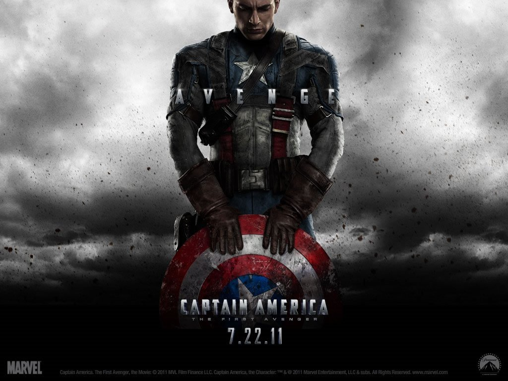 Movies Wallpaper: Captain America