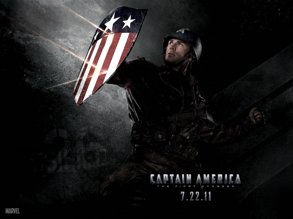 Movies Wallpaper: Captain America