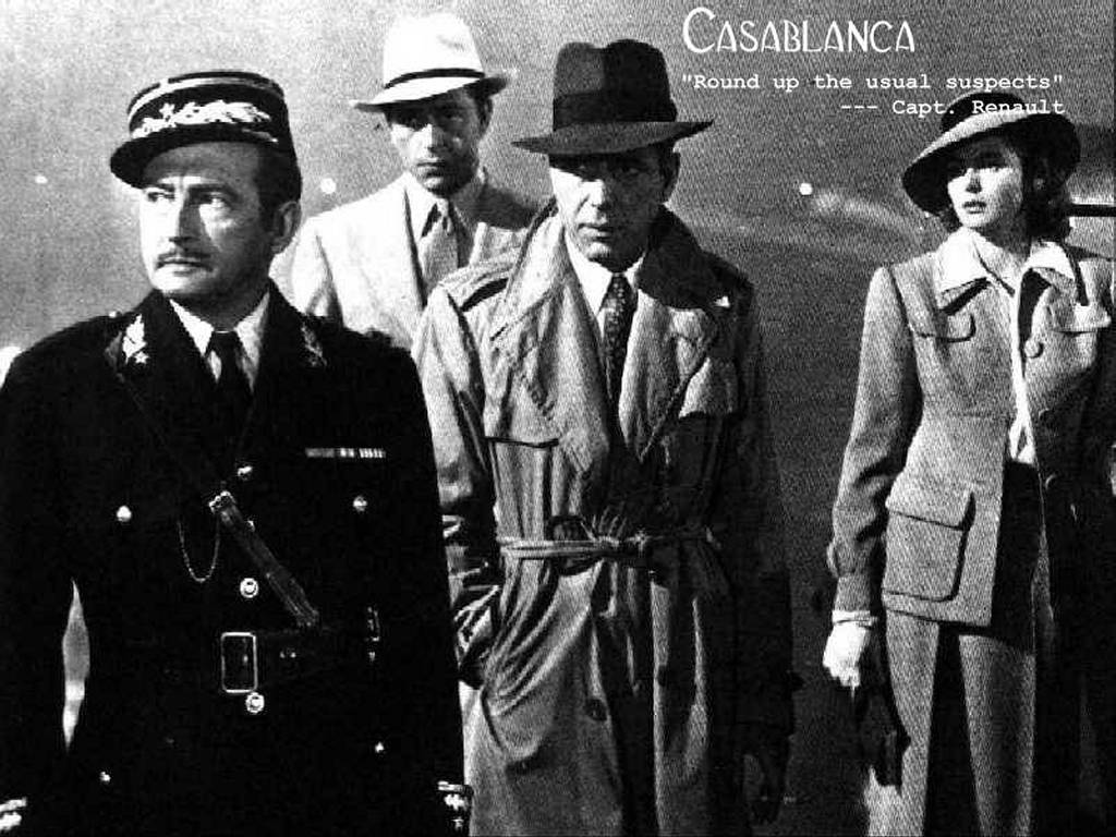Movies Wallpaper: Casablanca
