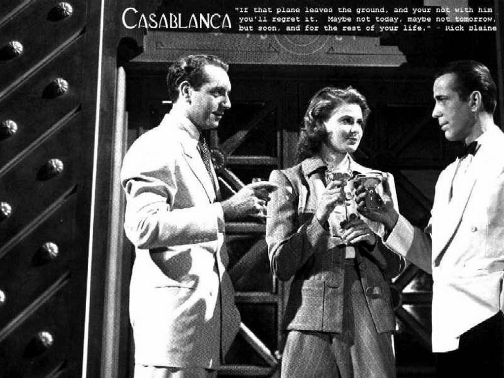 Movies Wallpaper: Casablanca
