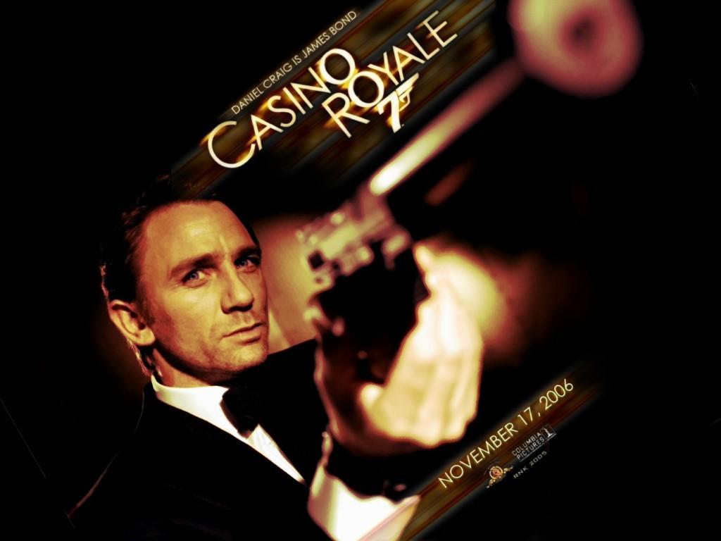 Movies Wallpaper: Casino Royale