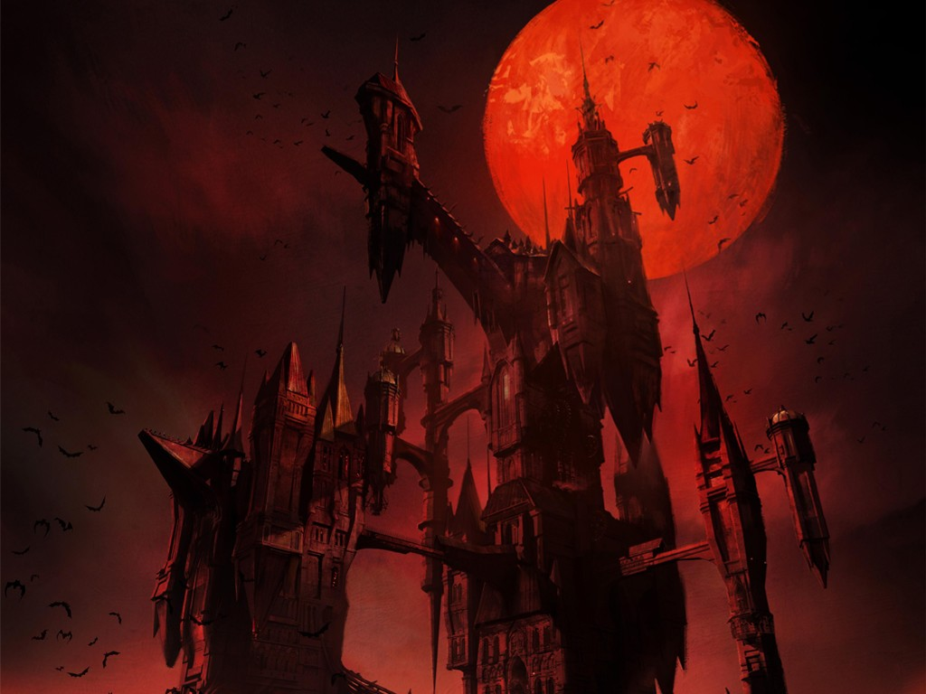 Movies Wallpaper: Castlevania