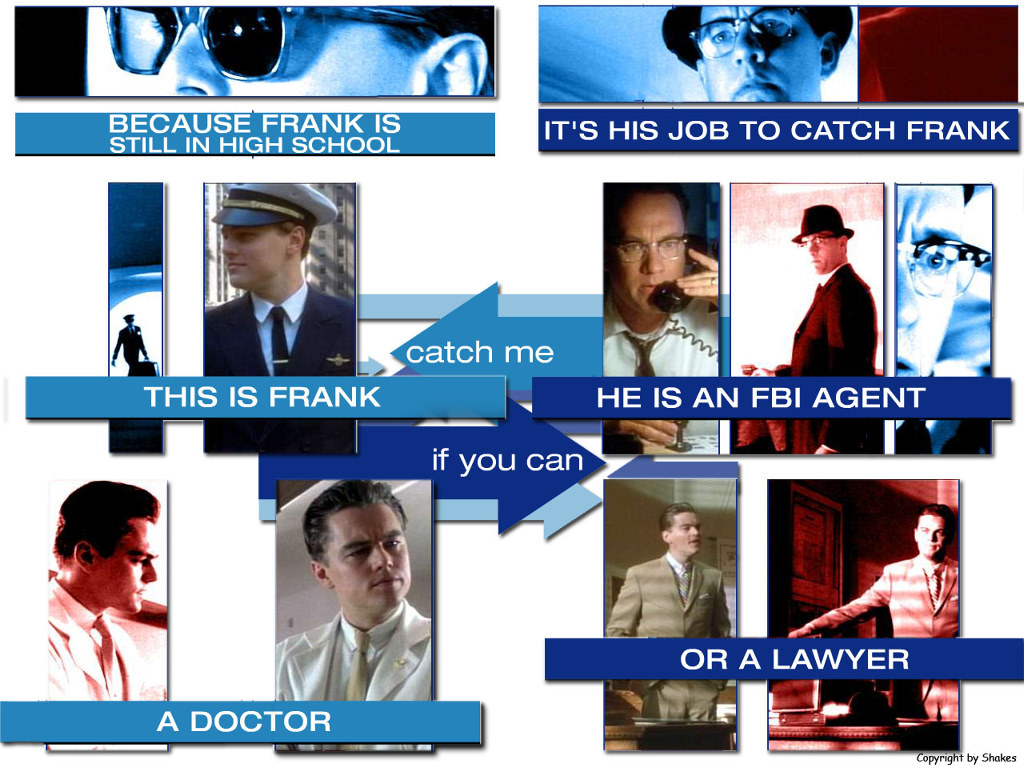 Movies Wallpaper: Catch Me If You Can