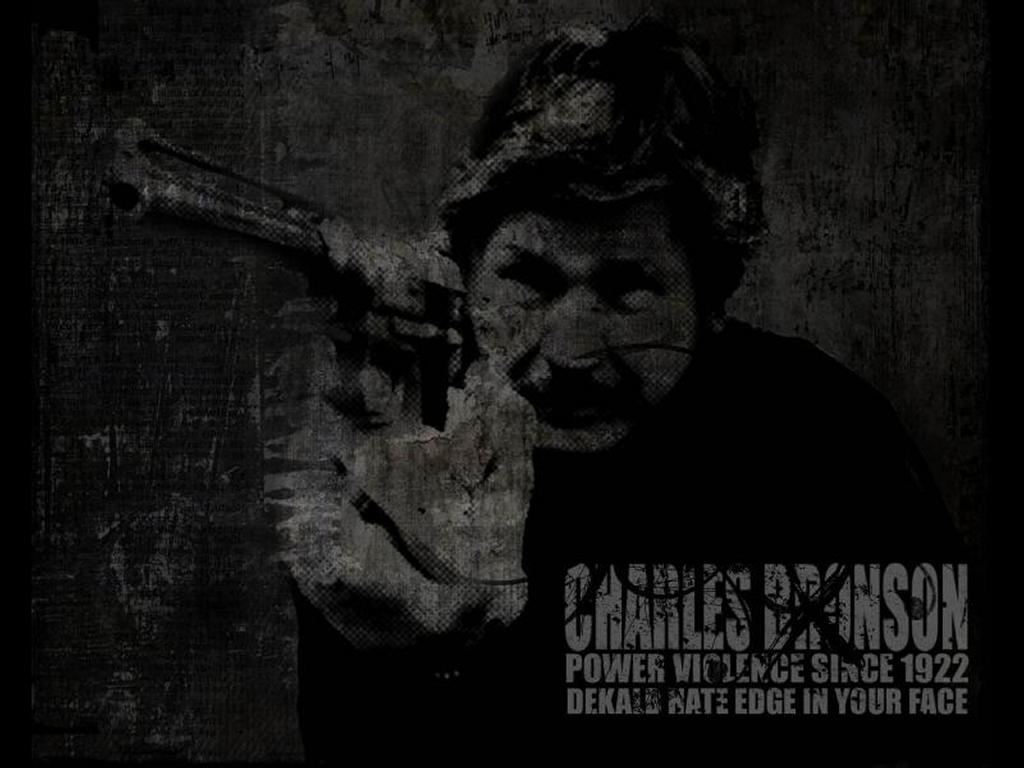 Movies Wallpaper: Charles Bronson Forever