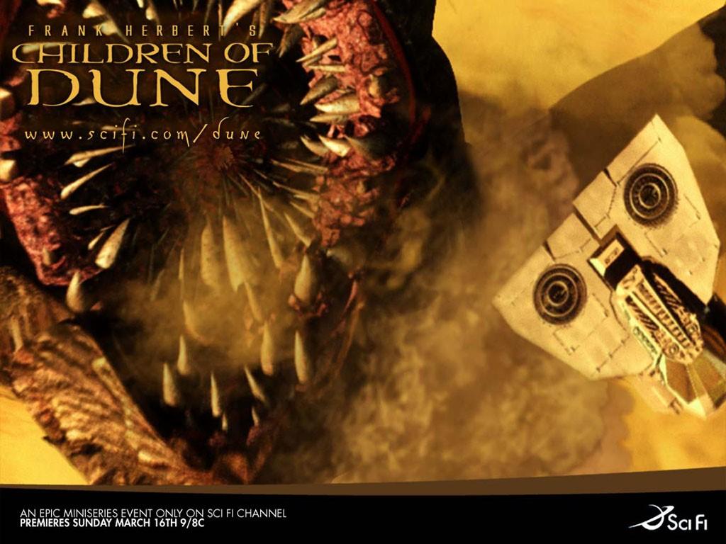 Movies Wallpaper: Children of Dune