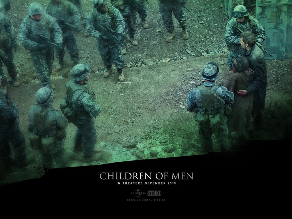 Movies Wallpaper: Children of Men