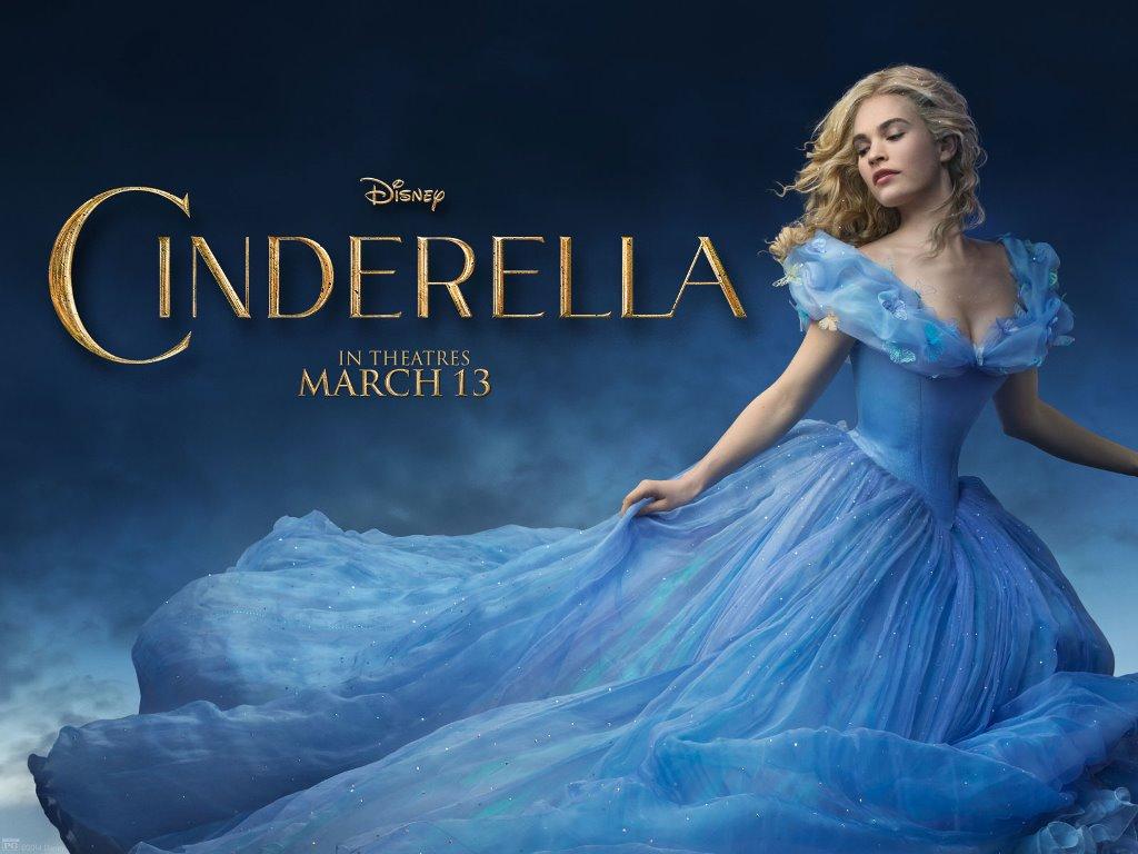Movies Wallpaper: Cinderella