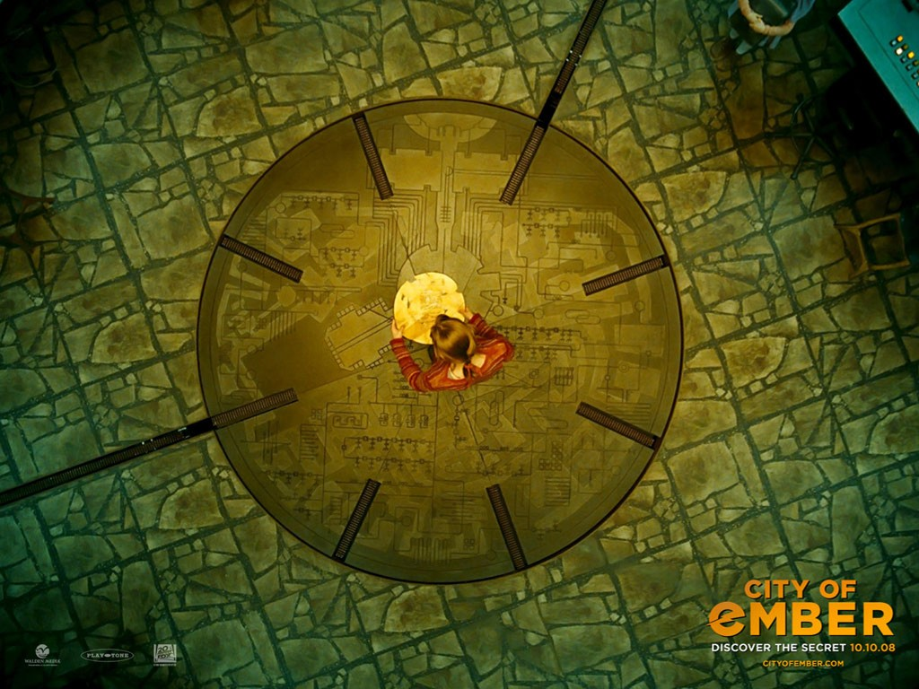 Movies Wallpaper: City of Ember