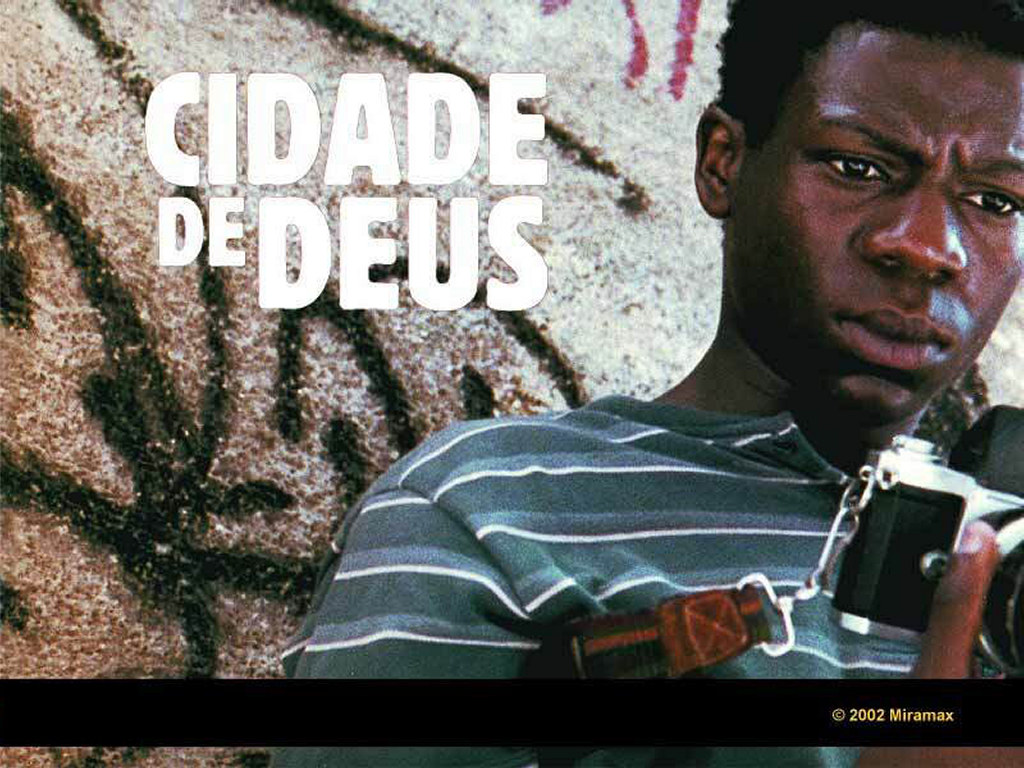 Movies Wallpaper: City of God